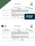 Eficacia Visual Quincena 14