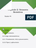 Sensores Resistidos