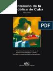 20131120 130657 Libros Id70 Centenario de La Republica de Cuba