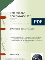 Enfermedad Cerebrovascular Extracraneal Agosto 2015