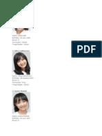 Biodata Jkt 48