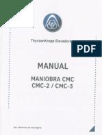 Manual Tecnico Maniobra CMC-CMC2-CMC3