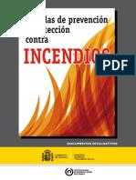 Medidas de Pre y Pro Contra Incendios
