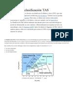 Diagrama TAS y Series Magmáticas