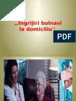 Introducere - Ingr Domiciliu