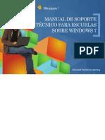 Manual de Soporte Tecnico Windows 7