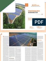 EurObservER Photovoltaic Barometer 2015 En