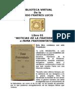 Libro Fratres Lucis 01 Fama Fraternitatis