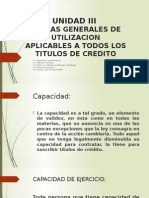UNIDAD III Capacidad y Representacion