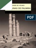 Volney - Las Ruinas de Palmira