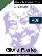 Fuertes Gloria - Coleccion Antologica de Poesia Social 5