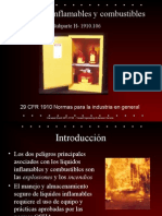 Liquidos Inflamables y Combustibles