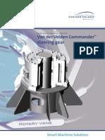 20110531 Van Der Velden COMMANDER Steering Gear DEF LR