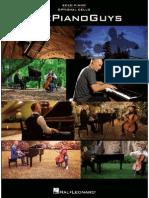 The Piano Guys Sheet Music Book