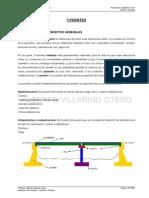 PUENTES Definiciones y Conceptos GeneralesIng Alberto Villarino Otero