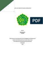 Klasifikasi Kapal Perikanan Statistik