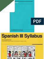 Spanish III Syllabus.pdf