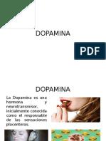 Dopamina y Serotonina