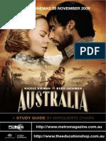 Australia - Movie Study Guide
