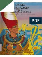 Dioses y Faraones de La Mitologia Egipcia - Geraldine Harris