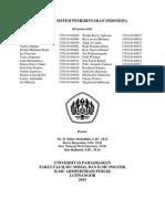 Analisis Sistem Pemerintahan Indonesia