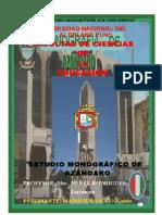 Monografia de Azangaro 1