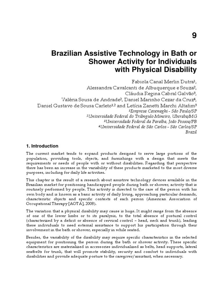 Brazilian Assistive Technology in Bath | Chair | Wheelchair