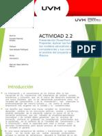 Aplicar los fundamentos de los modelos educativos por competencias y sus componentes en el análisis del proyecto educativo en México.