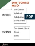 10. Emisiones y Eficiencia de Combustion - Eduar Ramirez