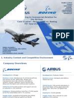 GOSCM Airbus & Boeing
