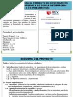 Indicaciones Proyecto de Investigación - 2 Avance