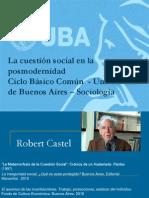 Teórico - La Metamorfosis de La Cuestión Social
