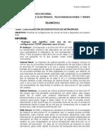 Vinicio Saltos Practica1 Telematica Informe