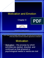 Chapter 9 2015- Motivation and Emotion.ppt