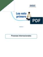 Finanzas Internacionales SEMANA 1