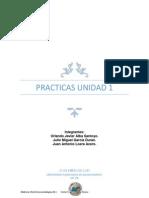 Practicas Unidad 1