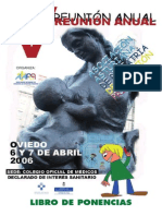 V REUNIÓN ANUAL - Asociación Asturiana de Pediatría de Atención Primaria