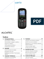Manual Alcatel A205G