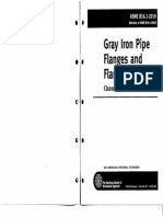 ASME B16.1-2010_Gray Iron Pipe Flanges and Flanged Fittings Classes 25, 125, And 250