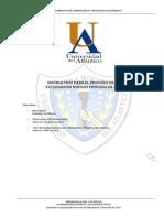Instructivo Inscripciones 2016-1
