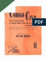 codigo civil mexico Tomo II - Libro Segundo - De Los Bienes - PDF
