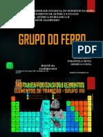 Grupo Do Ferro (8 B)