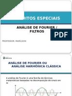 Circuito Especiais - AP. 1 - Análise de Fourier e Filtros