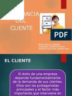 Importancia Del Cliente