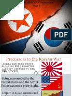 lecture plan korean war