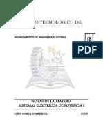 Sistemas Electricos de Potencia Modelado y Operacion de Lineasde Transmision Lino Coria Cisneros