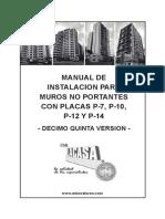 Manual de Instalacion Ladrillo Silico