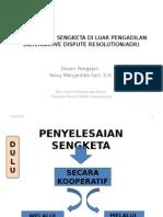 Slide Mata Kuliah Adr