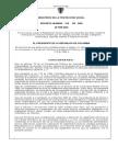 Decreto 616 - 2006 - Leche