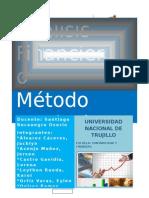 Métodos de Análisis Financiero